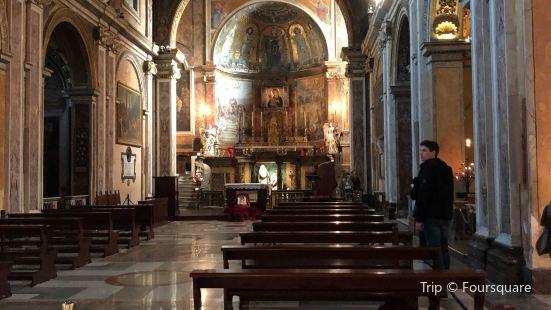 Basilica Santa Francesca Romana