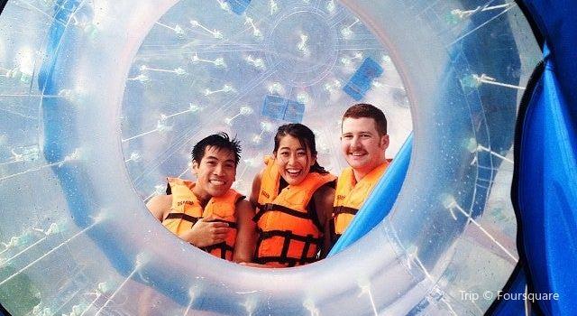 Rollerball Zorbing Phuket3