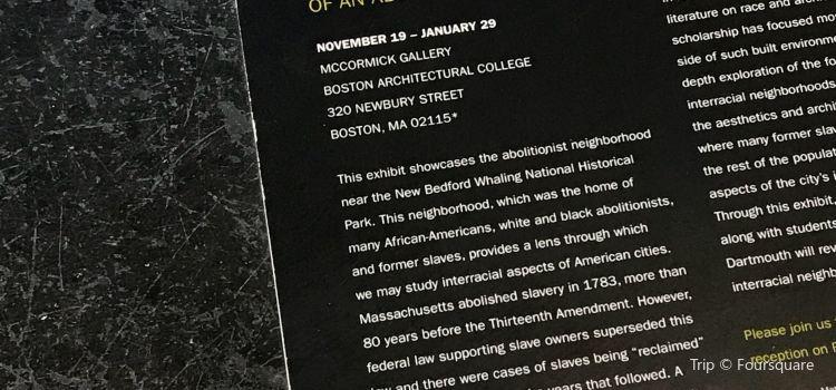 Boston Architectural College3