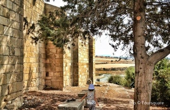 Palepaphos, Sanctuary of Aphrodite1