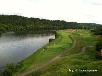 Pete Dye River Course of Virginia Tech