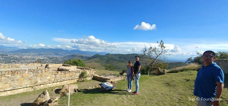 Zona Arqueologica de Atzompa2