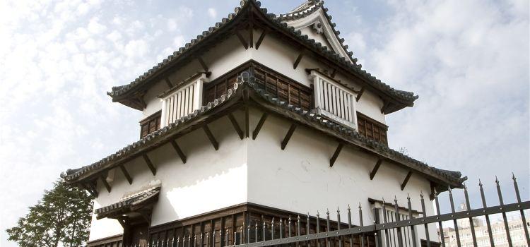 후쿠오카 성터2