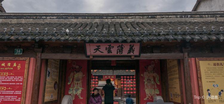 川沙城隍廟1