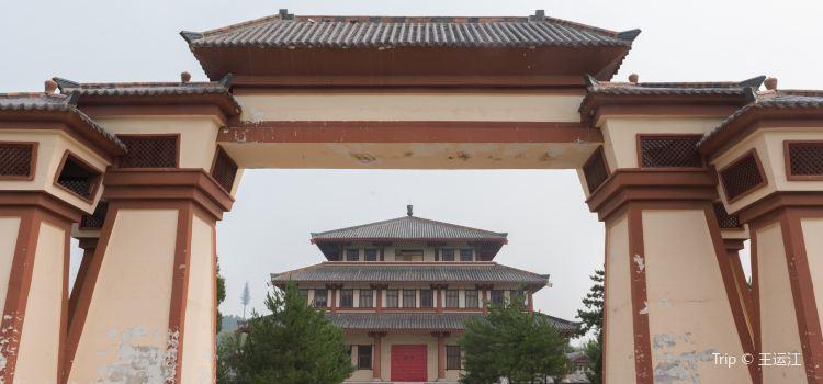 函谷關歷史文化旅遊區1