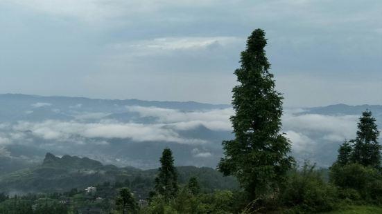 Shangdiping Sasui Mountain