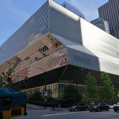 西雅圖中央圖書館用戶圖片