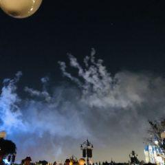 뎬량치멍 불꽃축제 여행 사진