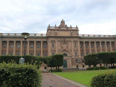ドロットニングホルム宮殿と宮廷劇場
