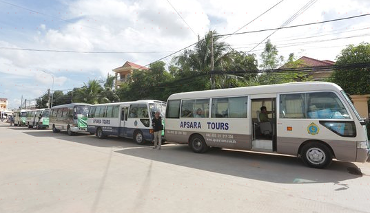Apsara Tours Co. Ltd.