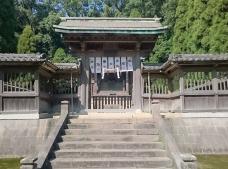 Tsurumine Shrine-鹿儿岛-在路上的Jorick