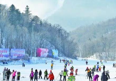 亞布力奧林匹克競技中心滑雪場(亞布力新體委滑雪場)