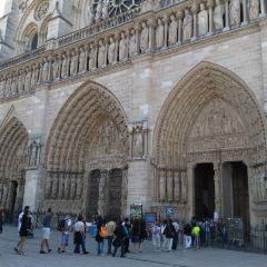 巴黎聖母院用戶圖片