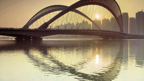 펀허 관광단지 수상관광 놀이공원