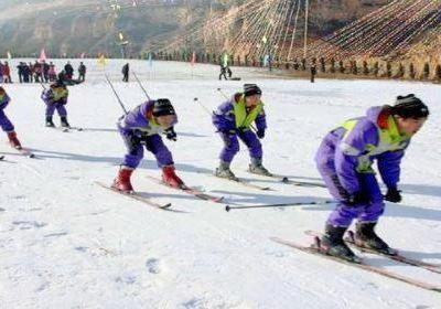 孤峰山滑雪場