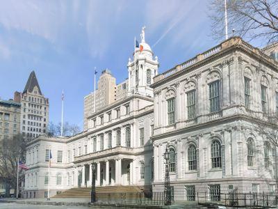 紐約市政廳