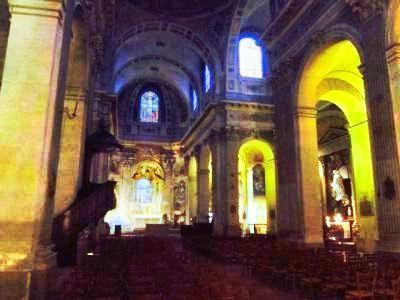 Eglise Saint-Louis d'Antin