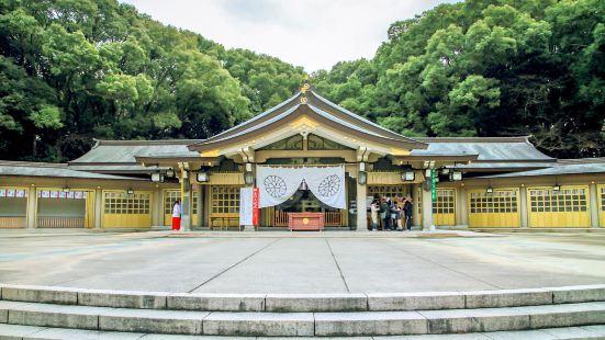 福岡護國神社