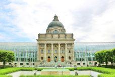 巴伐利亚州政府办公厅 -慕尼黑-doris圈圈