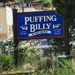 Puffing Billy Railway User Photo