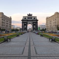 Triumphal Arch of Moscow User Photo
