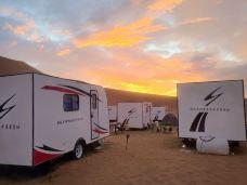 腾格里研学大本营房车营地-阿拉善