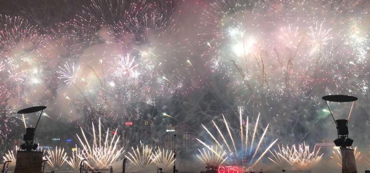 Hong Kong New Year Countdown1