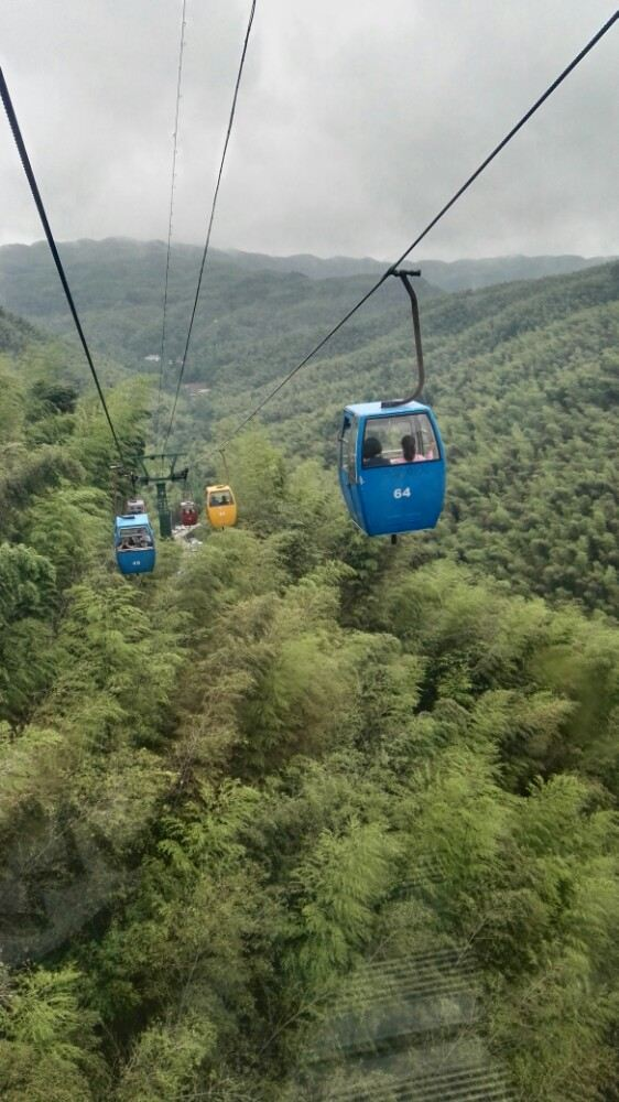 "Shunan Zhuhai (""South Sichuan Bamboo Sea"") National Park"