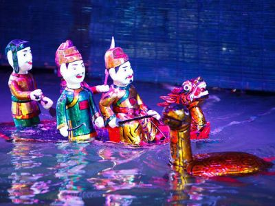 Hoi An Theatre - Water Puppets