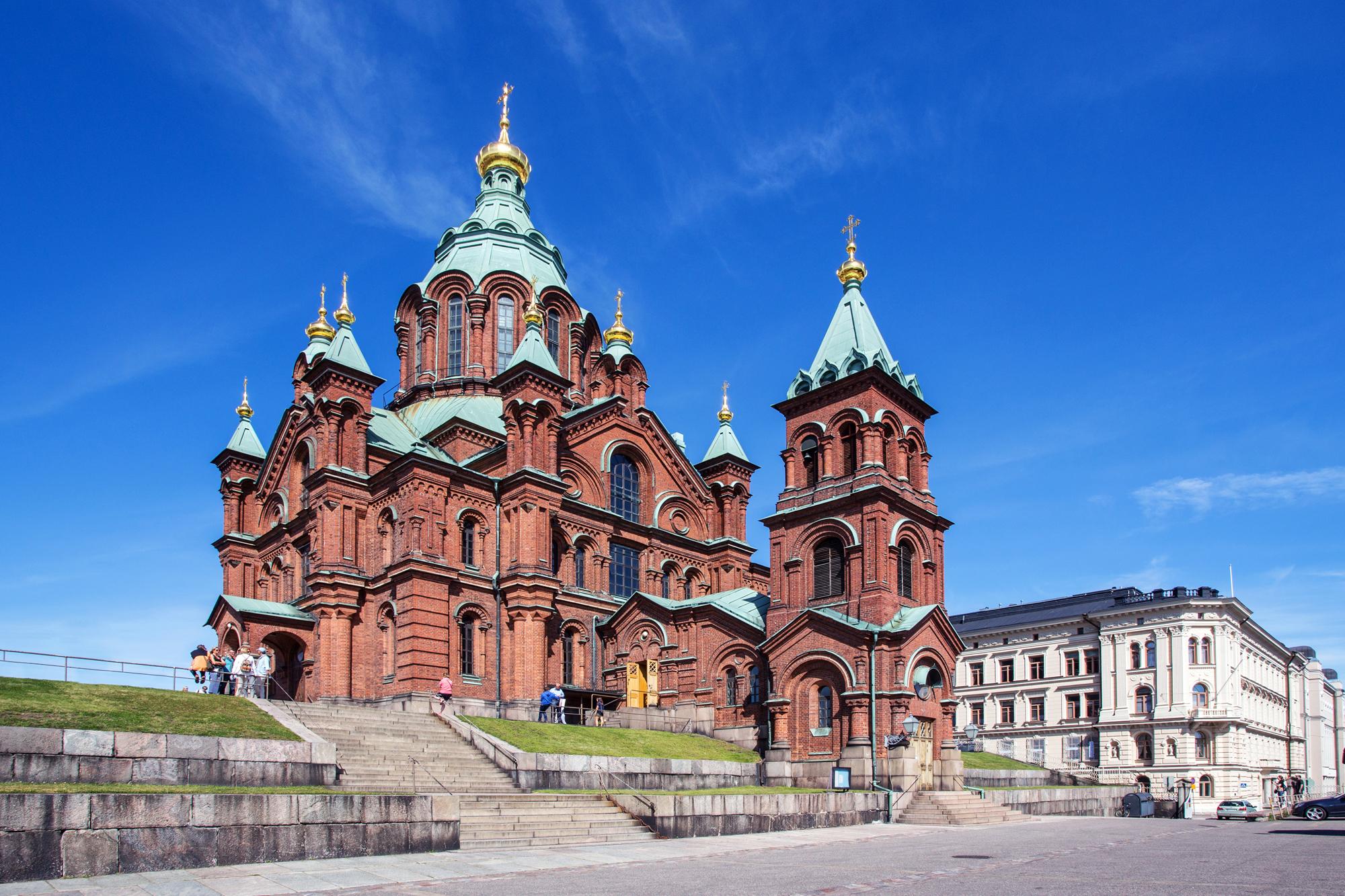 烏斯別斯基東正大教堂