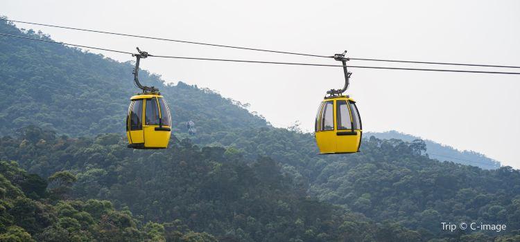 Ba Na Cable Car1