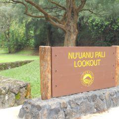 Nu'uanu Pali Lookout User Photo