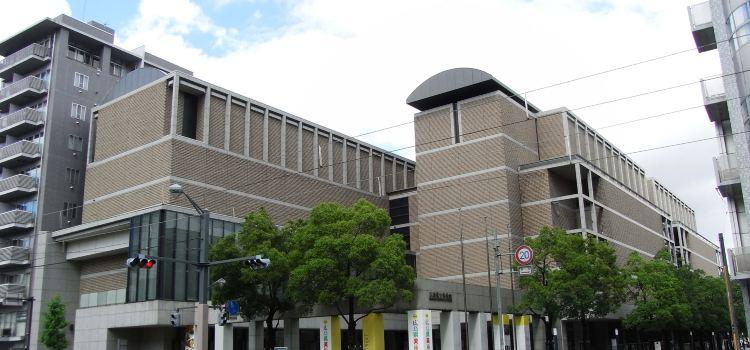 Hiroshima Prefectural Art Museum1