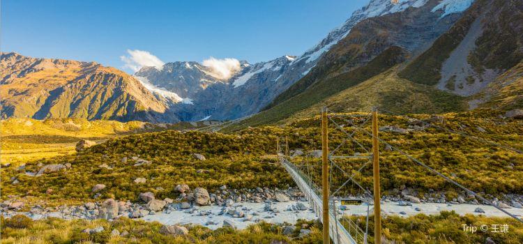 Mount Cook National Park1