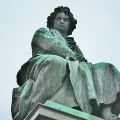Beethoven Statue User Photo