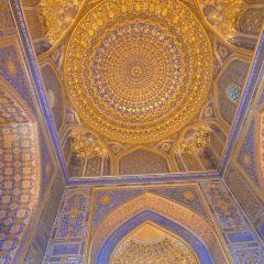 비비 하님 모스크 여행 사진
