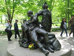Vietnam Women's Memorial User Photo