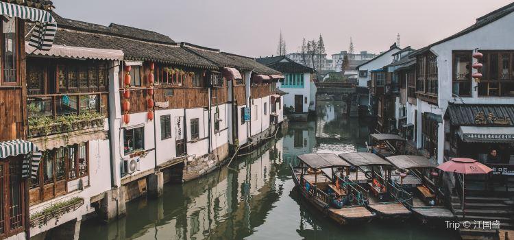 Zhujiajiao Ancient Town Scenic Area1