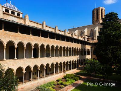 聖母瑪利亞·巴德拉貝斯修道院