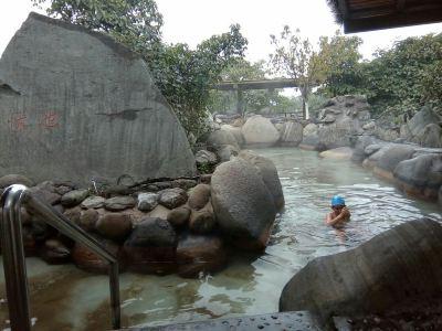 西部大峽谷溫泉