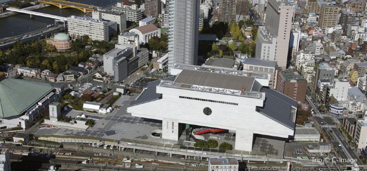 江戶東京博物館2