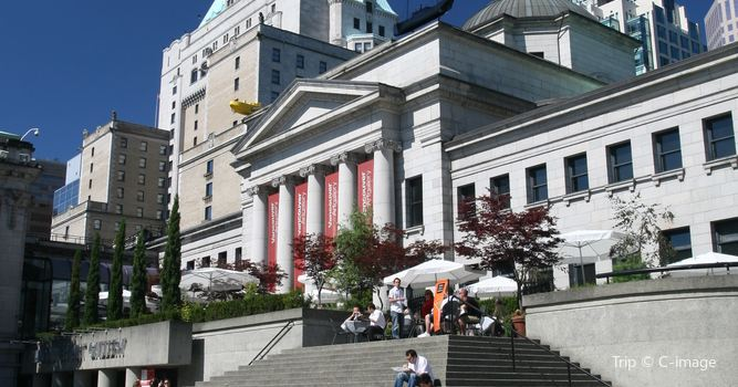 Vancouver Art Gallery1