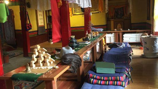 西藏絳白文化體驗館