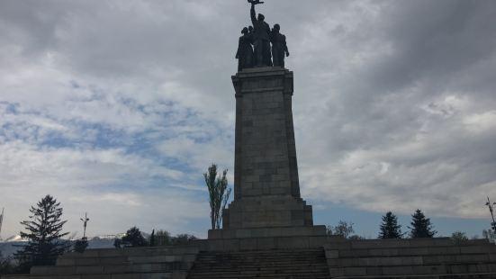 蘇維埃軍隊紀念碑