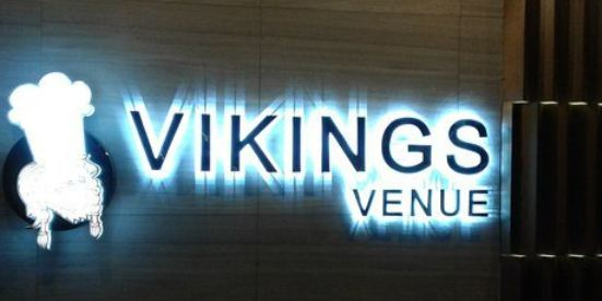 Vikings Venue