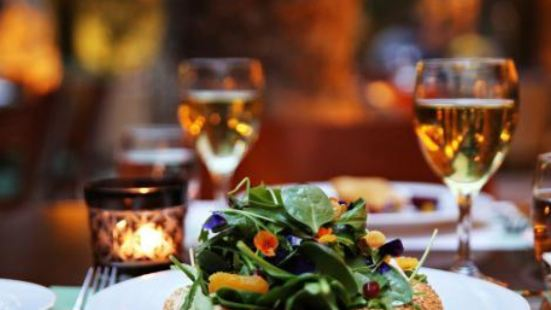 Atrium Greek Bistro Restaurant