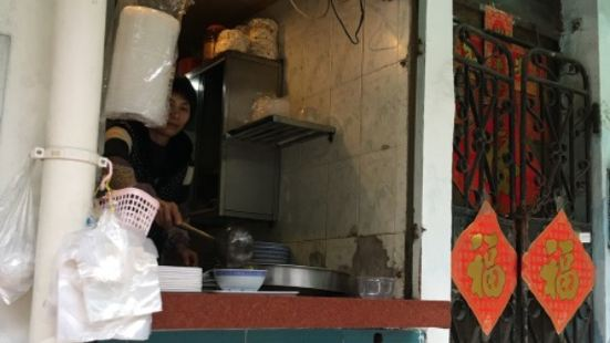 佩記小食店