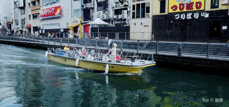 TOMBORI 遊船3