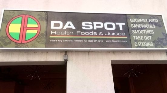Da Spot Health Foods & Juices