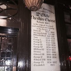 Ye Olde Cheshire Cheese User Photo
